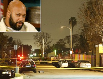 Suge Knight Charged With Murder After Fatal Hit-And-Run In Compton