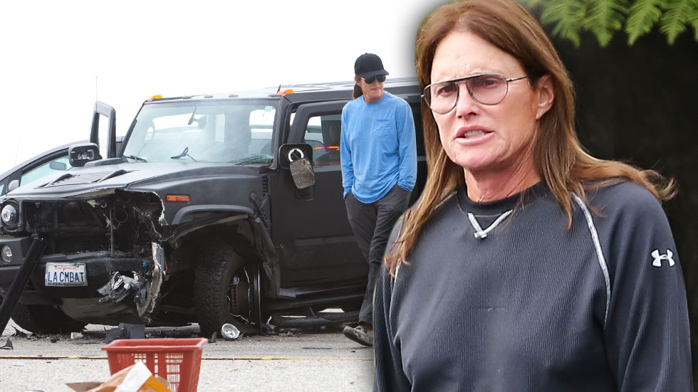 casual bruce jenner during accident
