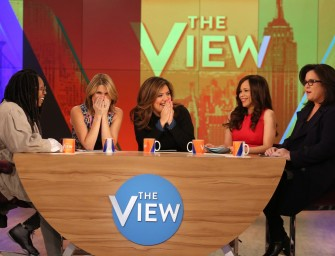 Whoopi and the Entire panel Clown Rosie live on Air. Is this really why she quit 'The View'? (Must Watch Video)