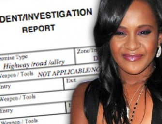 BIZARRE TWIST: Bobbi Kristina involved in serious car accident days before bathtub incident.  She drove into oncoming traffic!