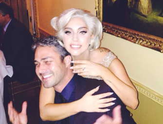 Lady Gaga Got Engaged On Valentine's Day, And The Heart-Shaped Diamond Ring Looks Incredible! (PHOTOS)