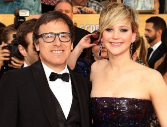 Jennifer Lawrence And Director David O. Russell Scream At Each Other During Argument On Set
