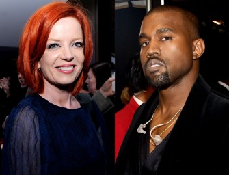 Shirley Manson Calls Out Kanye West On Facebook, Says Beyonce Can Fight Her Own Battles