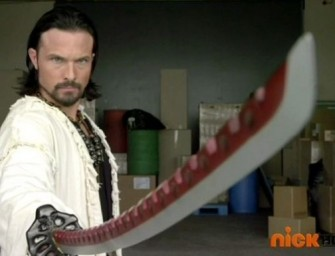 Former 'Power Ranger' Arrested For Murder After Stabbing Roommate With A Sword