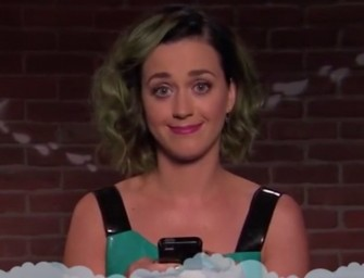 Another Round Of Hilarious Mean Tweets Featuring Katy Perry, Drake And Lady Gaga!
