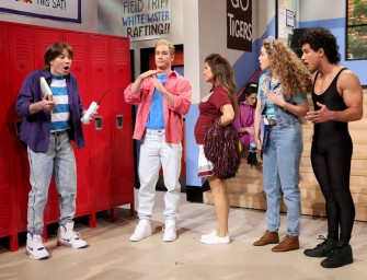Saved By The Bell Cast Reunites On The Tonight Show, Watch The Amazing Video Inside!