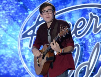 Could 16-Year-Old Trevor Douglas Be The Next American Idol?