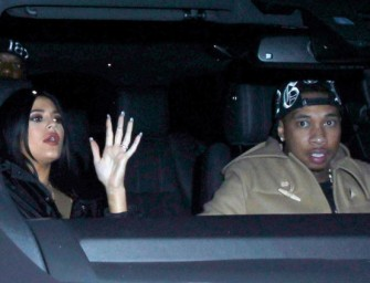 Tyga Continues To Claim He's Not Dating Kylie Jenner, Says People Just Want A Good Story