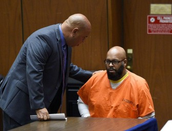 Really? Here is Suge Knight's Lame Excuse For Plowing Forward and Not Backing up in Horrific Hit And Run Video.