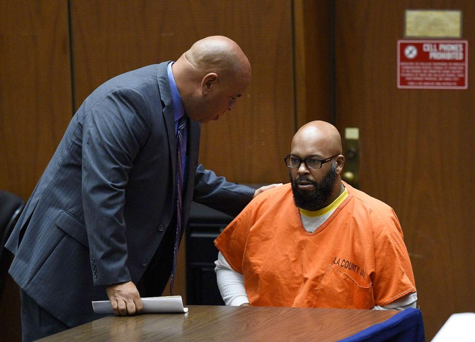 12MAR2015 – Suge Knight with Glasses