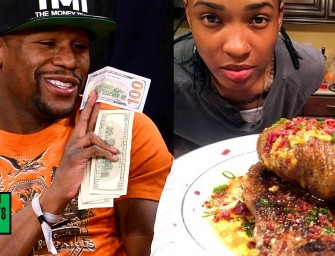 Meet Floyd Mayweathers Young Fly Chef.  Guess How Much He Pay's Her Per Meal?