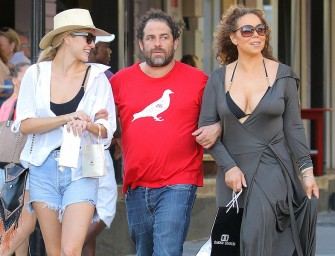 New Mariah Carey Photos Show Her Hanging Out With New Boyfriend On A Yacht!