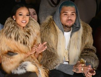 Karrueche Tran Confirms Chris Brown Is A Daddy, Claims She Is Finally Done With Him!