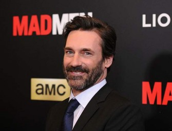 'Mad Men' Actor Jon Hamm Completes Rehab For Alcohol Abuse