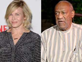 Chelsea Handler Claims Bill Cosby Tried To 'Cosby' Her Several Years Ago