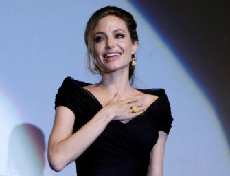 Angelina Jolie Has Ovaries Removed After Doctors Detect Early Signs Of Cancer
