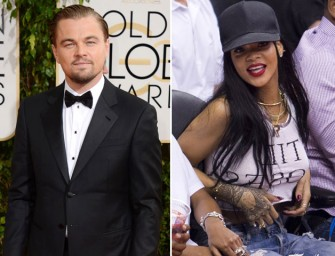 Leonardo DiCaprio And Rihanna Finally Photographed Together, Romance Rumors Keep Coming!