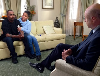 Watch a Sneak Peak of Drunk, Violent Nick Gordon on Dr. Phil.  Reports Say He Threw Punches at Dr. Phil's Staff.