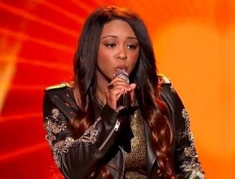 Sarina-Joi Crowe Makes American Idol Top 12, Gets Eliminated Just Hours Later