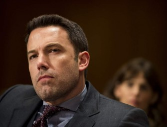 Ben Affleck Apologizes For Hiding His Slave-Owning Ancestors On PBS Show