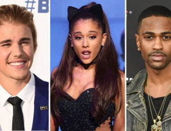 Say What? Big Sean Believes Ariana Grande Used Justin Bieber As A Weapon In Relationship War?