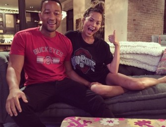 Chrissy Teigen Earns The Respect Of Women Around The World, Posts Photo Showing Stretch Marks