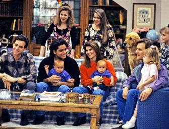 Rumor No More! 'Full House' Revival Confirmed By John Stamos, Netflix Orders 13 Episodes!