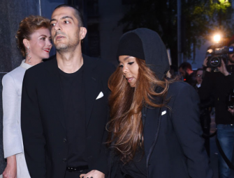 We Found Her! Janet Jackson Finally Shows Her Face Out In Public!