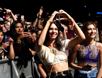 """Watch: How Did Kendall Jenner Respond To Tyler, the Creator's """"F–k You!"""" At Coachella?"""