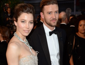 Jessica Biel And Justin Timberlake Share First Photo Of Baby, And He's Freakin' Adorable!