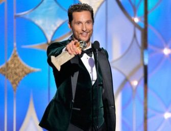 Do You Want Matthew McConaughey To Speak At Your School? You're Going To Need $135,000!