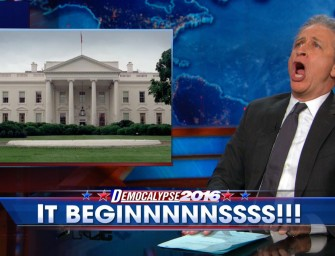 Why is Jon Stewart Really Leaving the Daily Show?