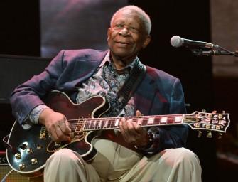 Blues Legend B.B. King Dead At Age 89, Celebrities Honor Him On Twitter