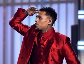 Chris Brown's Adorable Daughter Was His Date For The 2015 Billboard Music Awards (PHOTOS)