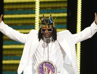 Flavor Flav Arrested For Marijuana Possession And Driving With Suspended License