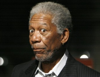 "Morgan Freeman Just Wants Us To Be Free, Man! Legalize Marijuana ""Across The Board"""