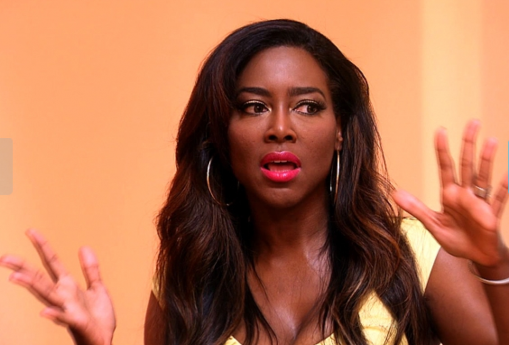 Kenya moore shocked face 13MAY2015