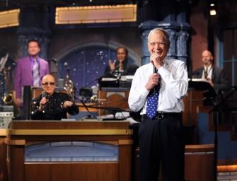 Here It Is, David Letterman's Final Top 10 List! (VIDEO)