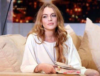 Lindsay Lohan Is Molding Young Minds