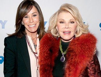 Melissa Rivers Claims Joan Rivers' Death Was 100 Percent Preventable