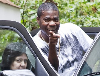 Tracy Morgan Settles With Walmart Over Fatal Crash That Killed His Close Friend