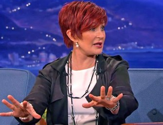 62 Year Old Sharon Osbourne Collapses In Her Home, She Will Be Taking A Leave from 'The Talk'