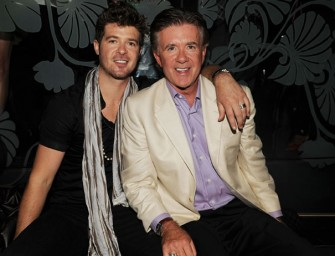 Robin Thicke's Father Admits To Listening To His Son's Music While Having Sex