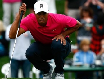 Tiger Woods Sends Letter To Bullied Teenager Who Attempted Suicide