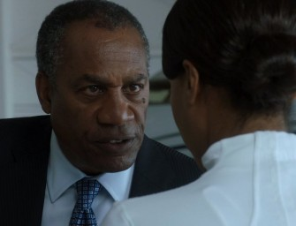 WATCH: Joe Morton Channels his Eli Pope Character From Scandal and Goes After the Confederate Flag.  (Video)