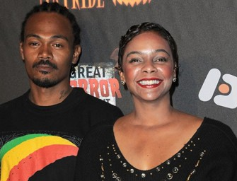 'Saved by the Bell's' Lark Voorhies Secretly Marries A Man She Met Online; Later Finds Out He Has a Warrant for His Arrest
