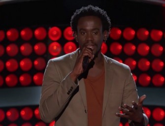 The Voice Contestant, 28 Year Old Anthony Riley Found Dead.