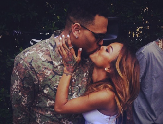 Chris Brown And Karrueche Tran Battle It Out On Instagram: Is Chris Brown A Stalker?