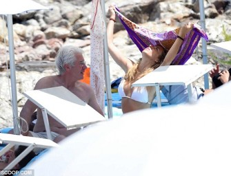 Check Out The 32-Year-Old Spanish Beauty Richard Gere, 65, Is Dating (PHOTOS)