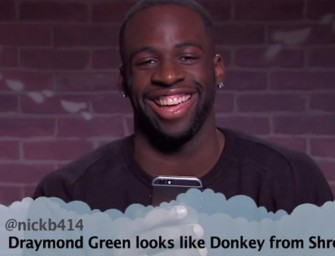 Kick Off The Weekend With A Smile: Jimmy Kimmel Gives Us Another Round Of Mean Tweets (VIDEO)